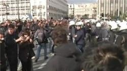 Greek Leaders Push For Cuts Amid Backlash