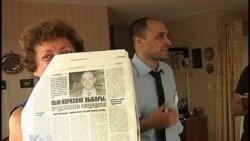 Кандидат Джон Лисянский стучится в каждую дверь