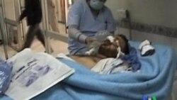 2011-11-28 粵語新聞: 伊拉克監獄外發生自殺爆炸﹐19人死