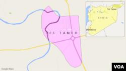 Tel Tamer, Syria