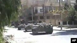 شام : سرکاری فورسز کی نئی پکڑ دھکڑ میں تین افراد ہلاک