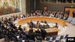 اقوام متحدہ کی سلامتی کونسل