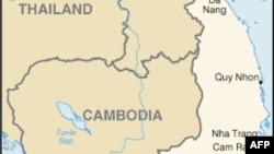 Công ty Đan Mạch trúng thầu xây dựng bản đồ biên giới VN - Campuchia