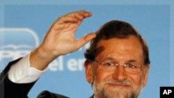 西班牙新當選的首相拉霍伊