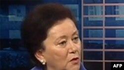 Intervistë në studio me zonjën Liri Berisha