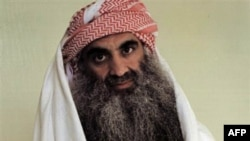 Головний підозрюваний в організації терактів 11-го вересня 2001-го року - Халід Шейх Моххамед перебуває у в'язниці Ґвантанамо на Кубі.
