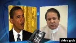 Obama phones Sharif