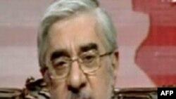 میرحسین موسوی بازداشت علیرضا بهشتی و مرتضی الویری را محکوم کرد