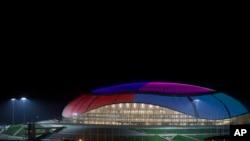ສະຖານທີ່ແຂ່ງຂັນ ກິລາຕ່າງໆ ທີ່ Sochi