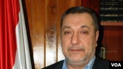 Menteri Perlistrikan Irak, Raad Shalal
