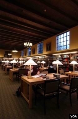 Ginn Library