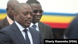 Le président de la RDC, Joseph Kabila