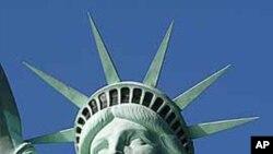 Ujak Sam i Miss Columbia - dva vrlo različita simbola Sjedinjenih Država