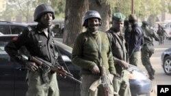 majeshi ya Nigeria katika harakati za kukabiliana na waasi wa Boko Haram