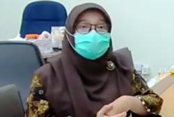 Kepala Dinas Kesehatan DI Yogyakarta, Pembajun Setyaningastutie. (Foto: VOA/Nurhadi)