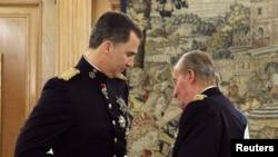 Proclamación de Felipe VI, Rey de España