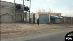 مدرسہ الصابر کا بیرونی منظر