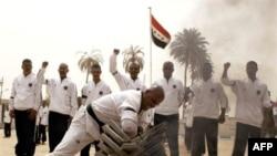 Քննադատության է ենթարկվել Իրաքում ոստիկաններ նախապատրաստելու ծրագիրը