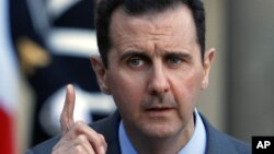 اسد گفته است که واحدهای نظامی از ایران به سوریه اعزام نشده اند