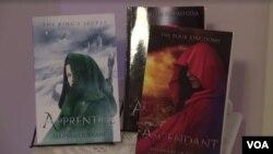 Novels by teen author Maryam Durrani.