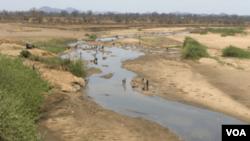 Cerca de 144 mil pessoas estão afectadas por grave seca naquela província angolana