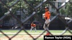 NY Inner-city Baseball Program Aims to Break Cycle of Poverty