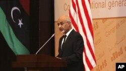 Presiden Libya, Mohammed el-Megarif mengatakan serangan atas Kedubes AS di Benghazi merupakan serangan teroris yang telah direncanakan sebelumnya (Foto: dok).
