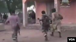 Boko Haram ta kai a Gwoza, 24 ga Agusta, 2014 (File)