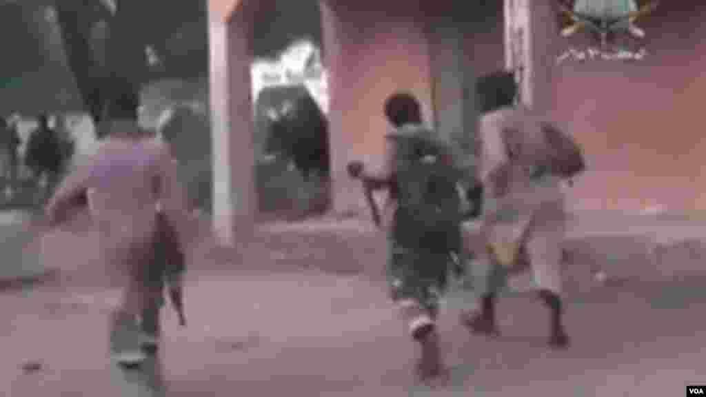 Boko Haram ta kai a Gwoza, 24 ga Agusta, 2014