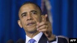Tổng thống Obama nói ông vinh hạnh đặt bút ký vào dự luật này