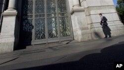 تصویری از بانک مادرید، پنجم ژوئن