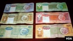 Kwanzas angolanos