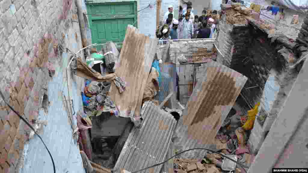 A major earthquake struck northern Afghanistan Monday, killing scores of people there as well as in neighboring Pakistan.