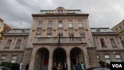 Dom armije u Sarajevu