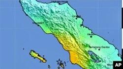 انڈونیشیا: سماترا میں 7.8شدت کا زلزلہ، سونامی کا خطرہ
