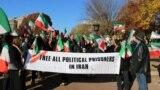 تجمع روز یکشنبه ایرانیان در مقابل کاخ سفید