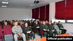 Hərbi tibbi seminar