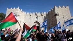 Sherehe mjini Jerusalem.
