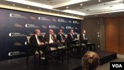 卡內基國際和平基金會研討核安全問題(美國之音黎堡2016年3月21日)。