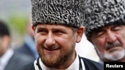 Глава Чечни Рамзан Кадыров (архивное фото)