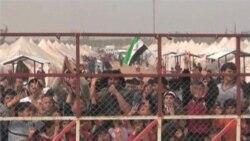 Syrian Children Find Shelter in Turkey Camp