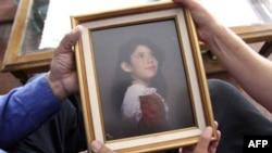 16 yaşında öldürülen Adria Sauceda'ın çocukluk fotoğrafı