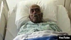Walter Williams, un agricultor jubilado, de 78 años, hizo el viaje de vuelta de la funeraria al hospital.