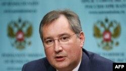 Phó thủ tướng đặc trách vấn đề quốc phòng Nga Dmitry Rogozin