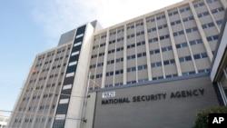 Kantor Badan Keamanan Nasional Anerika (NSA) di Fort Meade, Maryland (Foto: dok).