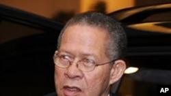 Jamaica's Prime Minister Bruce Golding [file photo]