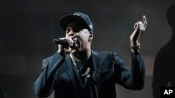 Jay Z encabeza la lista de candidatos al Grammy para álbum del año.