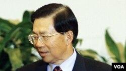 台灣海基會董事長田弘茂資料照。