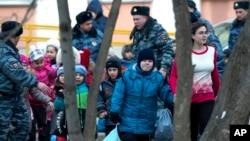 Russia School Gunman