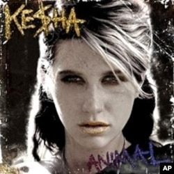 Ke$ha's 'Animal' CD